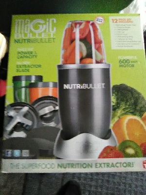 Magic bullet blender for Sale in Sacramento, CA