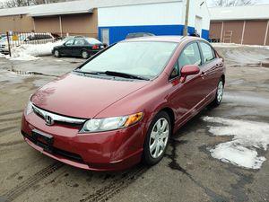 Hi I'm selling this beautiful Honda civic 2007 for Sale in Waukegan, IL
