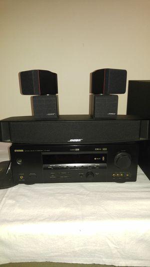 BOSE SORROUND SOUND SYSTEM for Sale in Bellevue, WA