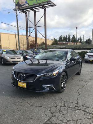 2016 Mazda 6 I Grand touring for Sale in Seattle, WA