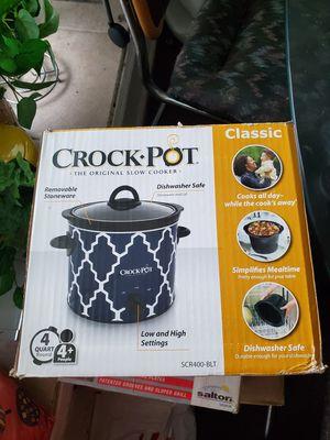 Crock pot for Sale in Springfield, VA