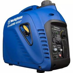 New iGen2200 2,200/1,800 Watt Gas Powered Portable Inverter Generator with Enhanced Fuel Efficiency and Parallel Capability for Sale in St. Petersburg,  FL