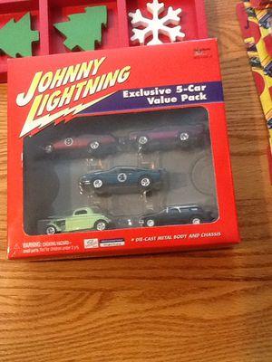 Jonny Lightning -5-Pack *New* *2000* for Sale in Bakersfield, CA