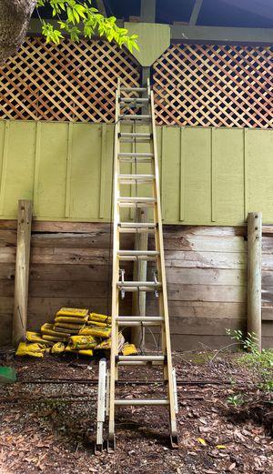 Werner ladder for Sale in Scotts Valley, CA