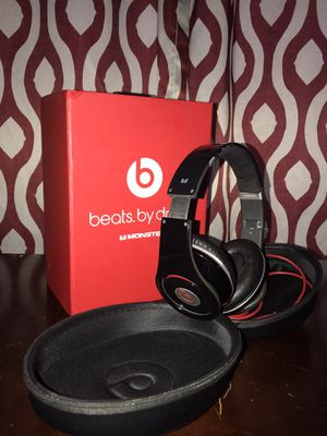 MONSTER Studio Beats By Dr. Dre for Sale in Fairview Heights, IL