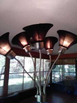 Chrome Floor Lamp for Sale in Deltona, FL