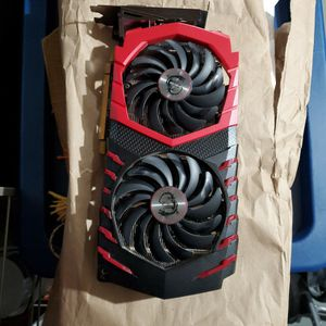 Msi Rx 570 4gb, Used Like New for Sale in Waterford Township, MI