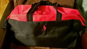 BRAND NEW RALPH LAUREN POLO DUFFLE BAG for Sale in Euless, TX
