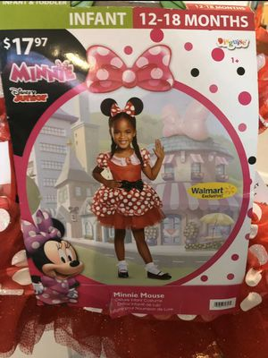 Minnie Mouse Costume for Sale in Chicago, IL