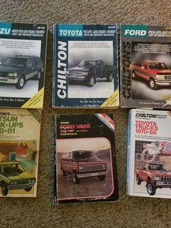 Truck repair Manuals for Sale in Everett,  WA