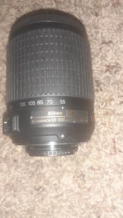 Nikon camera lense for Sale in Denver,  CO