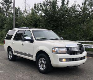 2007 Lincoln Navigator for Sale in Tacoma, WA