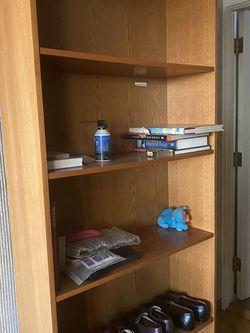 Wooden bookshelf for Sale in Pasadena,  CA