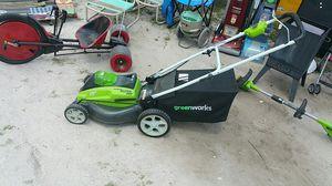 greenworks 25302 g-max 40v lawn mower for Sale in Auburndale, FL