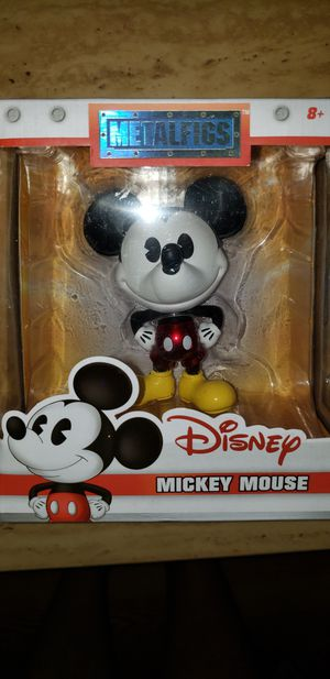 Disney Mickey Mouse Metal Diecast for Sale in Chicago, IL