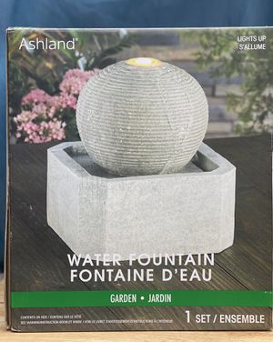 Ashland water fountain for Sale in Lompoc, CA