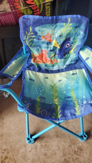Toddler chair finding Nemo for Sale in Huntley, IL