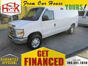 2014 Ford Econoline Cargo Van for Sale in Manassas, VA