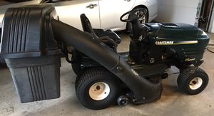 Craftsmen Lawn Tractor. for Sale in Woburn, MA