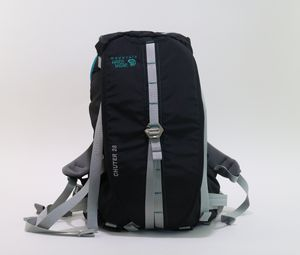 Mountain Hardwear Chuter 28 Backpack Hiking Camping Green Black Size M/L for Sale in Johns Creek, GA