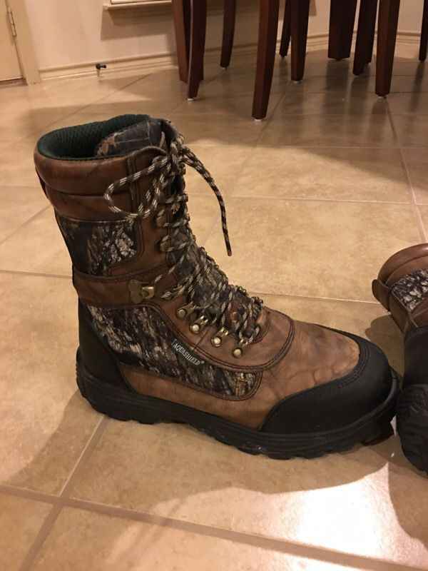 b2c95b9d763 Trekker Thinsulate 2000 Gram Hunting Boots for Sale in Haslet, TX - OfferUp