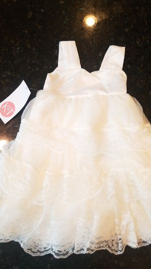 Baby flower girl dress for Sale in Littleton, CO