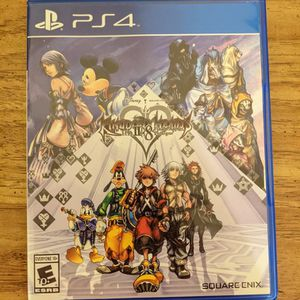 Kingdom Hearts 2.8 HD (PS4) for Sale in Gainesville, FL