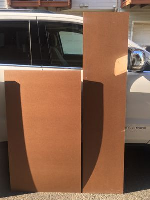Furniture Grade Plywood, MDF Boards, Wood Scraps, Moldings for Sale in Alexandria, VA