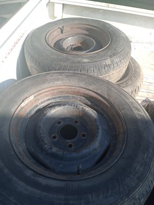 Chevy 5 lug stock wheels for Sale in Mooresville, NC