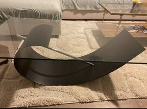 Modern coffee table for Sale in Chelsea, MA