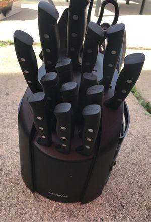 Knife set for Sale in Dearborn, MI