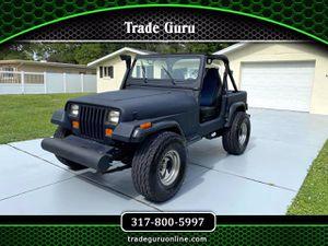 1988 Jeep Wrangler for Sale in Venice, FL