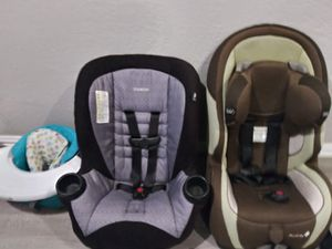 Car seat 30 each for Sale in Dallas, TX