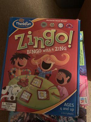 Zingo (BINGO with a ZING) for Sale in Appleton, WI