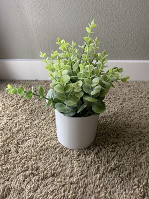 Super cute and aesthetic fake indoor plant!! for Sale in Vancouver, WA