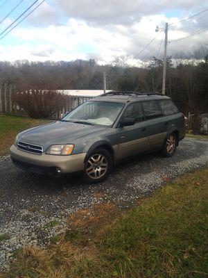 2001 Subaru Outback for Sale in Bluff City, TN