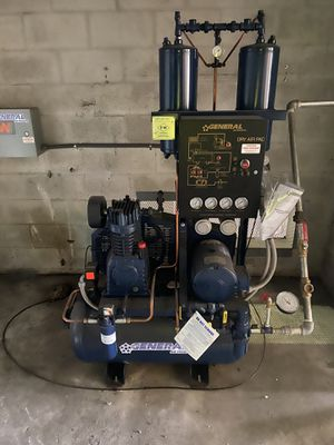 GENERAL DRY AIR PAC COMPRESSOR for Sale in Doral, FL