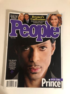 Prince People Magazine for Sale in Laveen Village, AZ