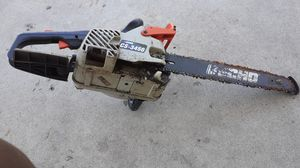 Echo & McCulloch Chainsaw for Sale in Indianapolis, IN