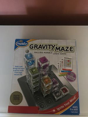 Gravity Maze Game for Sale in San Ramon, CA