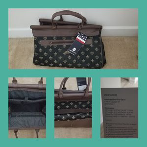 Large Travel/Doctor's Bag - New with tags- measurements on attached picture for Sale in Clearwater, FL