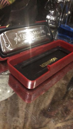 German hand made hohner golden melody (c) harmonica for Sale for sale  Torrance, CA