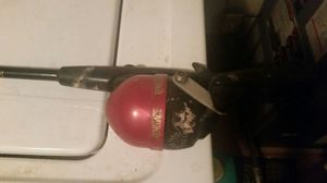 Fishing pole and tackle for Sale in Columbus, OH