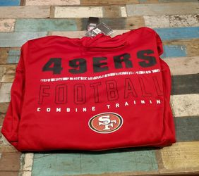 49ER COMBINE HOODIE SIZE LRG for Sale in San Jose,  CA