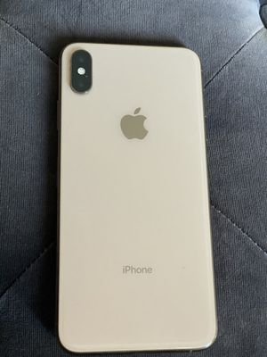 iPhone X max 64gb unlocked used 6 months for Sale in Carlsbad, CA