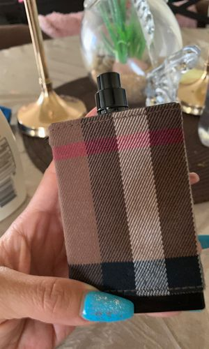 Authentic Burberry London for man perfume for Sale in Los Angeles, CA