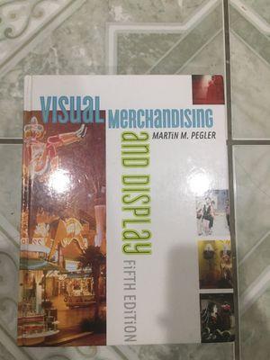 Visual Merchandising Book for Sale in Compton, CA