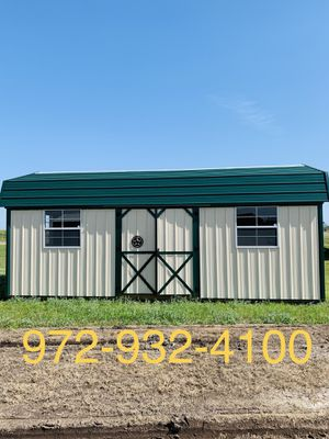 Metal Shed 12x24 for Sale in Dallas, TX