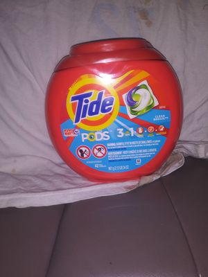 Tide pods 42 ct for Sale in Oakland, CA