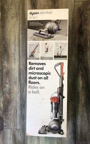 Dyson Slim Ball Origin Upright Lightweight Vacuum W/tools Red for Sale in Los Angeles, CA